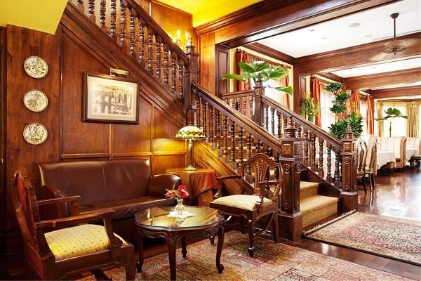 Hotel Grano de Oro, ancienne maison coloniale de San Jose.