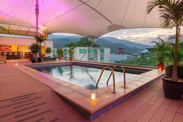 Circuit en famille des caraïbes au pacifique, hotel Costa Rica Studio a Santa Ana, San Jose, vallee centrale
