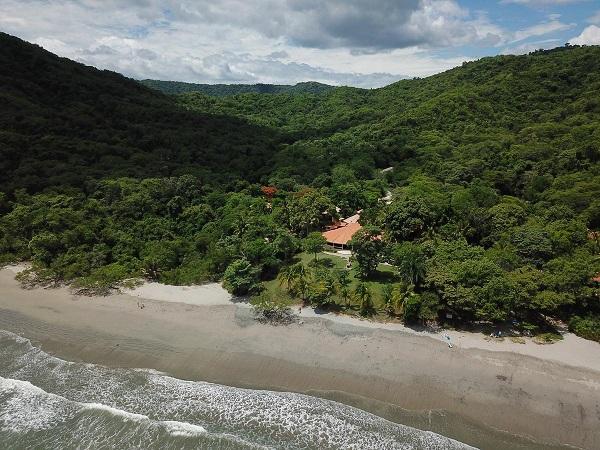 Nord de la cote pacifique, hotel Sugar beach, playa Azucar