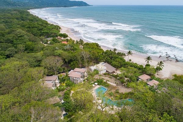 Séjour de luxe ou haut de gamme, Hotel Nantipa, Playa Santa Teresa, peninsule de Nicoya, Costa Rica