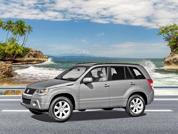 Se deplacer au Costa Rica Suzuki Gran Vitara