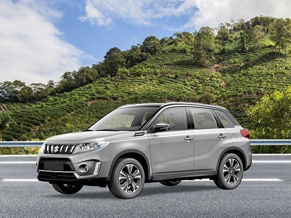 Se deplacer au Costa Rica Suzuki new Vitara