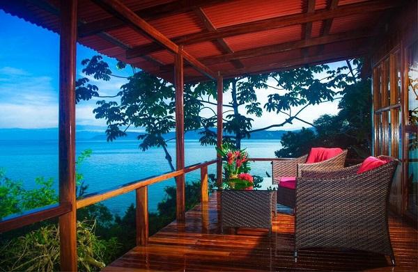 la Paloma lodge Drake bay peninsule de Osa, Costa Rica