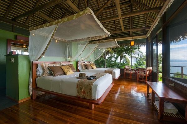 Séjour de luxe ou haut de gamme au Costa Rica.