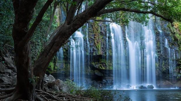 Les cascades du Costa Rica dans tout le pays