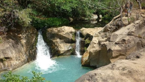 Cascade Las Chorreras, Hacienda Guachipelin, RIncon de la Vieja, Costa Rica