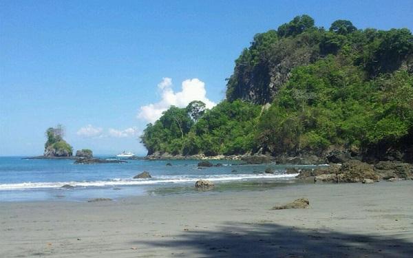 Plage de Manuel Antonio, Costa Rica, sejour sur mesure au Costa Rica