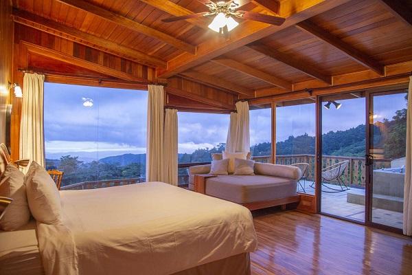 Lodges et hôtels d'exception Costarica, Hotel Belmar, Monteverde, Foret nuageuse, Costa Rica