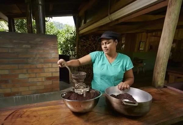 Finca Amistad, region du volcan Tenorio, Costa Rica