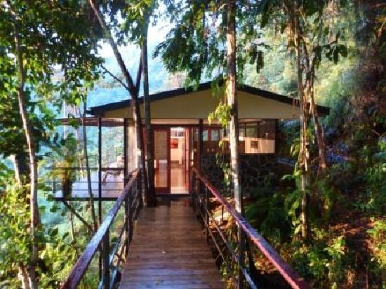 Tree house du Rancho Pacifico, voyage sur mesure au Costa Rica