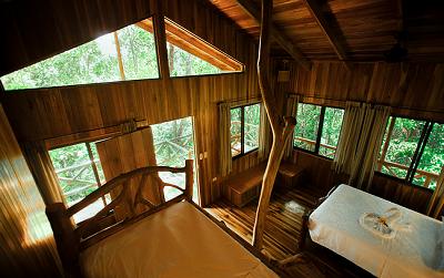 Tree House hôtel à Santa Clara, voyage sur mesure au Costa Rica