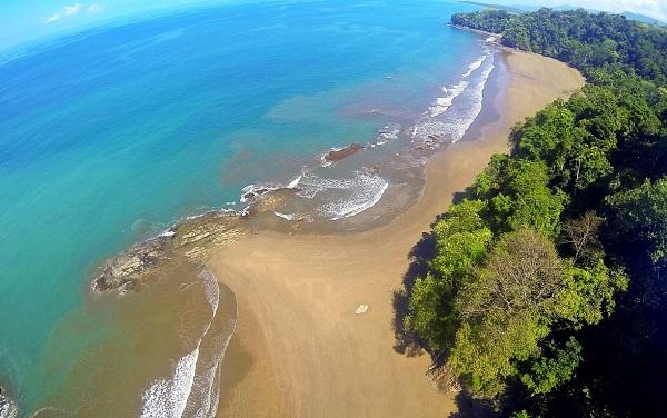 Playa Pinuelas, Uvita Costa Rica