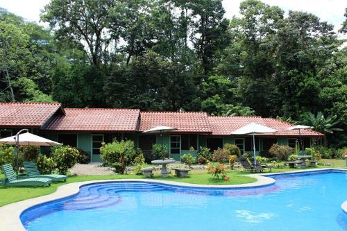 Hôtels Manuel Antonio Dominical Hacienda Baru pacifique Costa Rica