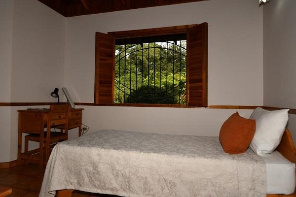Hacienda Baru chambre pacifique Costa Rica