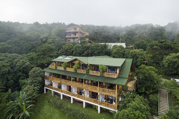 hotels Monteverde Santa Elena hotel Belmar