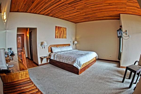 hotels Monteverde Santa Elena chambre a l'hotel EL Establo