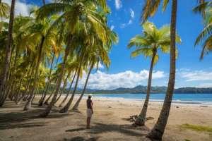 playa carrillo Samara islita Playa Samara