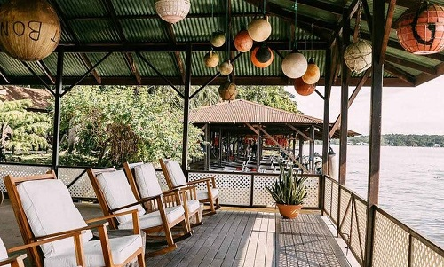 Mawamba lodge, accueil sur le canal de Tortuguero Hôtels de Tortuguero costa rica