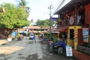 Santa Teresa Malpais Manzanillo village de Montezuma sud de la peninsule de Nicoya Costa Rica