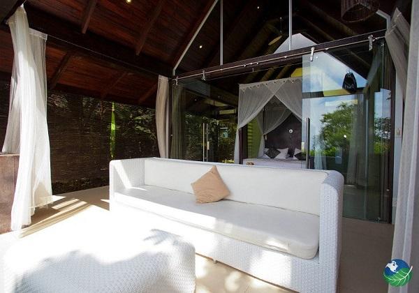 Chambre a l'Oxygen Jungle Villas Uvita Dominical Parc marino Ballena