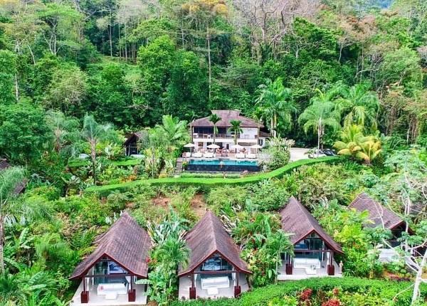 Hôtels Manuel Antonio Dominical Oxygen Jungle Villas Uvita Dominical Parc marino Ballena