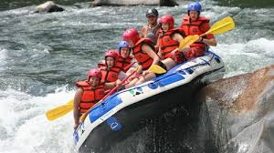 le parc national du volcan Turrialba rafting rio pacuare