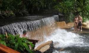 Sources chaudes tabacon au volcan arenal, la fortuna Costa Rica