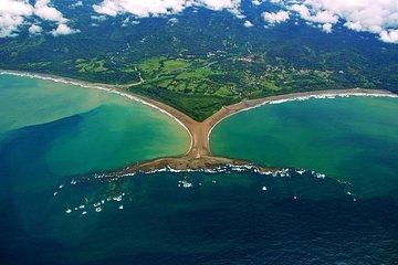 parc marino Ballena, la queue de la baleine Uvita Costa Rica