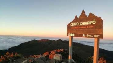 Le parc national la Amistad Cerro Chirripo