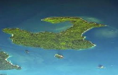 Ile San Lucas dans le golf de Nicoya