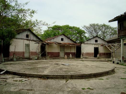 Ile San Lucas, quartier de haute securite, golf de Nicoya, Costa Rica