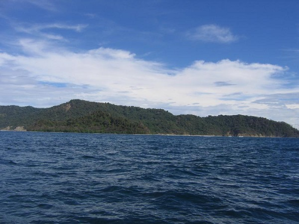 Le refuge national de Cabo Blanco, Sud de la peninsule de Nicoya Costa Rica