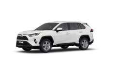 vehicule de location Rav 4 Toyota