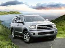 vehicule de location Sequoia Toyota Costa Rica