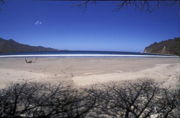 Playa Nancite, parc de Santa Rosa