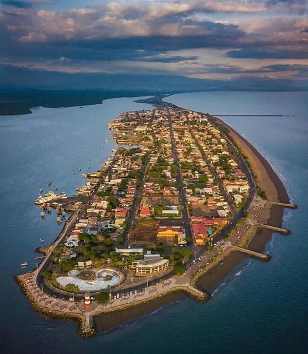 Les plus grandes villes du Costa Rica, Puntarenas