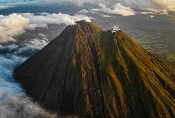 Le volcan Arenal, province de Alajuela, Costa Rica