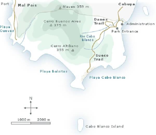 Le refuge national de Cabo Blanco, séjour et vacances sur mesure au Costa Rica