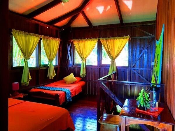 Caletas de Drake, péninsule de Osa, côte Pacifique, vacances sur mesure au Costa Rica