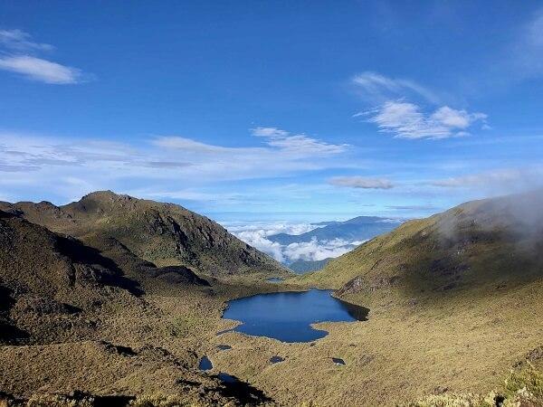 Le parc national du Cerro Chirripo