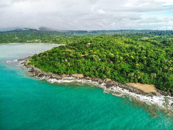La Paloma Lodge, péninsule de Osa, Drake bay, voyage haut de gamme sur mesure au Costa Rica