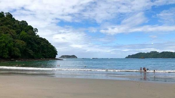 Séjour a la carte au Costa Rica, la plage du parc de Manuel Antonio