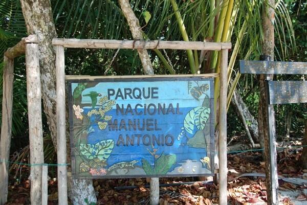 Parc de Manuel Antonio, Costa Rica.