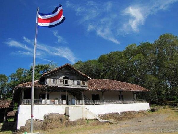 Le parc national de Santa Rosa, Costa Rica