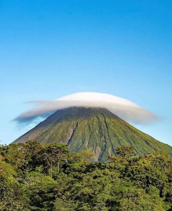 Le volcan Arenal, La Fortuna, Costa Rica