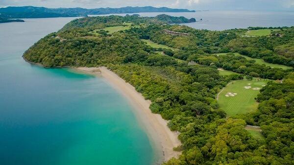 activités excursions visites costarica, Golf de l'hôtel Andaz, Papagayo