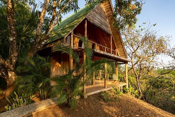 Calamocha Lodge, Playa Manzanillo