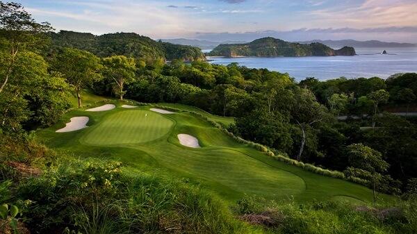 activités excursions visites costarica, Golf de l'hôtel Four Seasons, Papagayo
