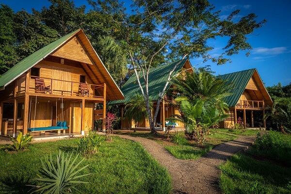 Kaya Bloom, playa Manzanillo, bungalow