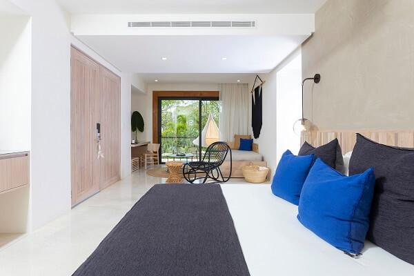 hôtel Nantipa Nanku suite